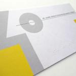 BFW Düren, Einladungskarte Jubiläum 40 Jahre