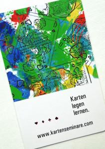 Imke Schäfer, Visitenkarte