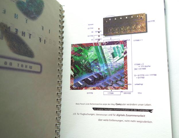 Papierfabrik Schoellershammer, Musterbuch für Transparentpapiere