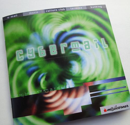 Sparkasse Düren, Broschüre für den Internet-Bereich Mailcorner