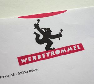 Logogestaltung für Werbespotproduzenten